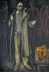 Father's Greatcoat. 1970-1972