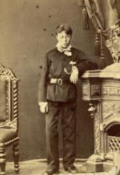 MIKHAIL NESTEROV. Ufa, 1874. Photo