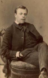 MIKHAIL NESTEROV. ST. PETERSBURG, 1887
