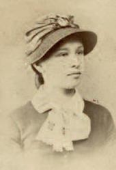 MARIA MARTYNOVSKAYA First half of the 1880s. Photo