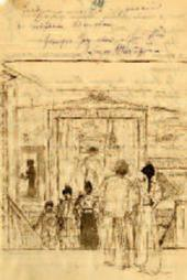 MIKHAIL NESTEROV'S LETTER TO HIS FAMILY. St. Petersburg, 4 February 1893