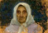 Liya Pasternak, the Artist's Mother. 1900