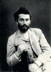 Leonid Pasternak. Moscow. October 1893