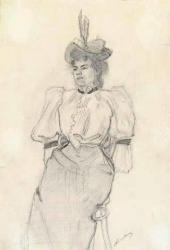 Portrait of Golovin-Kotova