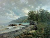 Isaac LEVITAN. Crimean Landscape. 1887