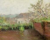 Spring Landscape. 1880s