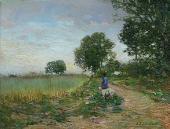 The Wheat Field. 1900s