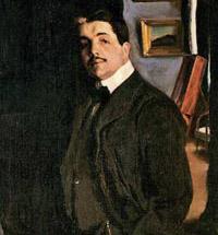 Sergei Diaghilev and the Tretyakov Gallery