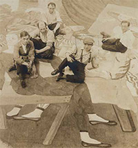 The Diaghilev Ballet - A Personal Memory