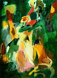 Arshile Gorky: A Summation Too Soon