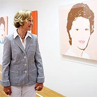 H.M. QUEEN SONJA'S ART COLLECTION