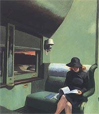 "Edward Hopper: ""LUX AMERICANA"""