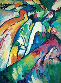 WASSILY KANDINSKY IN NORWAY