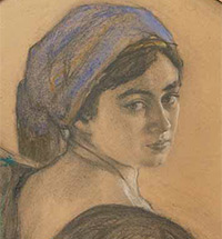 Among Moscow Collectors. DRAWINGS FROM MOSCOW PRIVATE COLLECTIONS OFTHE LATE 19TH - EARLY 20TH CENTURY