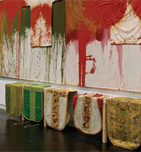 """Hermann NITSCH: """"My work should be a school of life, of perception and feeling"""""""