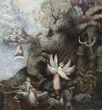 """Nikolai Mamontov """"The Pilgrim's Dreams"""""""