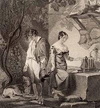 Karl Briullov and Nestor Kukolnik: A Story of Two Illustrations