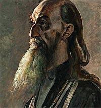 "Pavel Korin's ""Requiem"" at the Tretyakov Gallery"