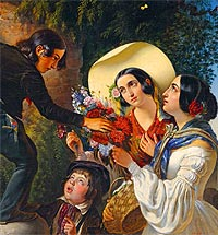 Flowers for the Madonna. On the bicentenary of Mikhail Scotti's birth