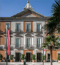 THE THYSSEN-BORNEMISZA MUSEUM. A journey through the history of art in the centre of Madrid