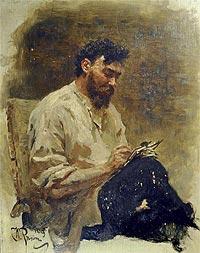 The Secrets of Ivan Pokhitinov's Art