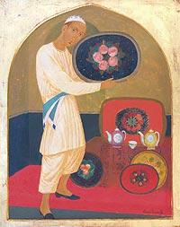 Russia's Artistic Orientalist History