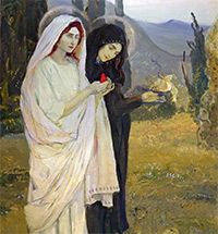 Mikhail Nesterov. Quiet Truths