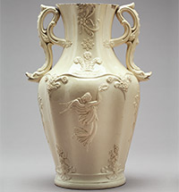 ENGLISH POTTERY IN RUSSIA. In the 18th and 19th Centuries