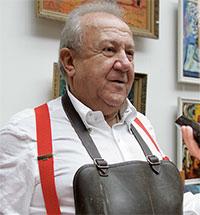 "Zurab Tsereteli ""ART UNITES PEOPLE"""