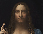 CHRISTIE'S SELLS LEONARDO DA VINCI'S 500-YEAR-OLD MASTERPIECE 'SALVATOR MUNDI' FOR $450.3 MILLION
