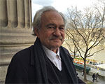 Homage to Jannis Kounellis, who has just passed away