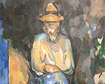 Portraits by Cézanne: An extraordinary survey of a pioneer of modernism in 60 paintings