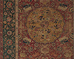 Six Recently Conserved Classical Persian Carpets to be Shown at The Met Beginning March 3