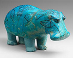 """Programs and Events on November 17-19 to Celebrate """"William"""" the Hippo, Met Museum Mascot"""