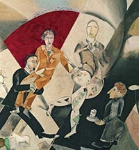 The Theatre in the Biography of Marc Chagall