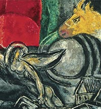 The Revealing of the Later Works by Marc Chagall: 1948-1985