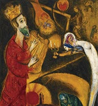 Chagall and the Bible