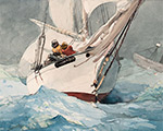Philadelphia Museum of Art | American Watercolor in the Age of Homer and Sargent