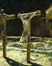 The Crucifixion. 1892