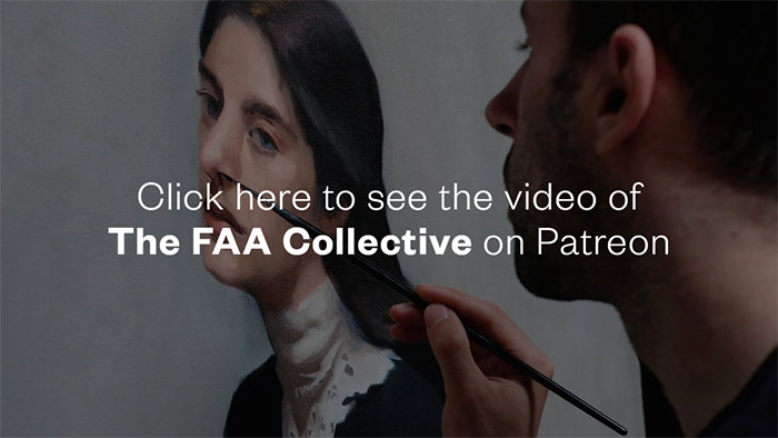 The Florence Academy of Art Collective on Patreon!