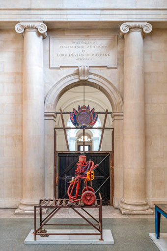 Tate Britain Commission 2019: Mike Nelson