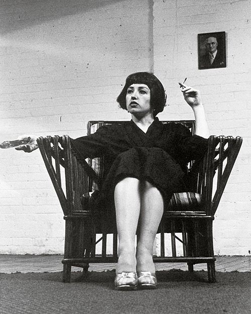 Cindy Sherman, Untitled Film Still#16 (1978) AP 1/1