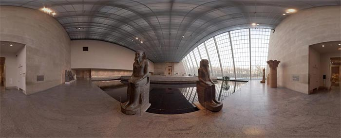 The Met 360 Project. Courtesy of The Metropolitan Museum of Art