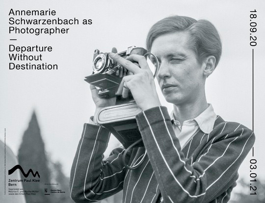 Annemarie Schwarzenbach as Photographer