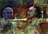 Christ and the Robber. 1893