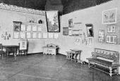 Posthumous exhibition of Yelena Polenova's oeuvre. 1902-1903