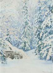 Winter. 1888