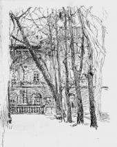 Maria YAKUNCHIKOVA. Unpublished sketch