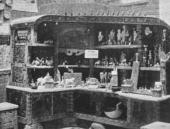 Maria YAKUNCHIKOVA. A store in the Russian pavilion at the World Fair in Paris.