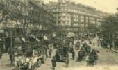 Paris. Boulevard des Italiens. A postcard. Late 1890s-early 1900s